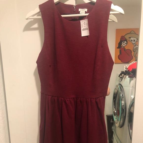 J. Crew Dresses & Skirts - New JCrew Red Dress